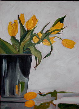 Tulips by Carrington Brown