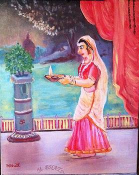 Tulsi punja by M Bhatt