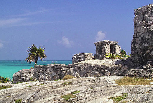 Tulum by the Sea by Kimberly Blom-Roemer