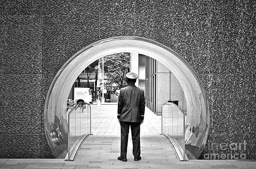 Gwyn Newcombe - Tunnel Man