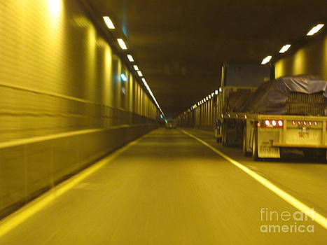 Tunnel Vision by Michele Bishop