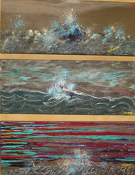 Lisa Kramer - Turbulent Muse Tryptic