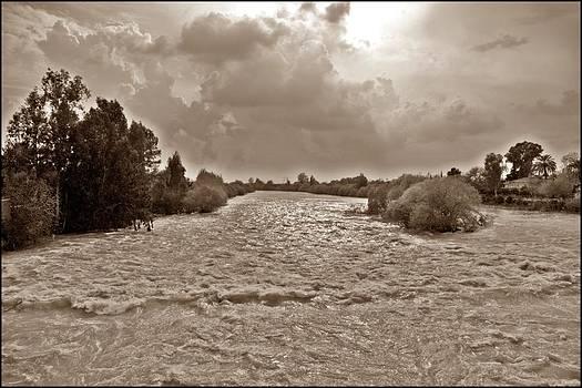 Turkish Flood by Kevin Streat