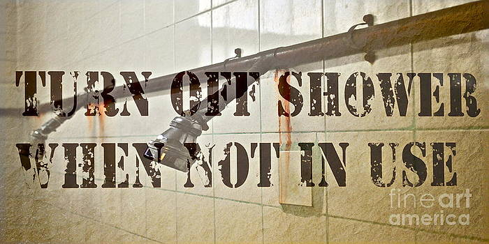 Gwyn Newcombe - Turn Off Shower ...