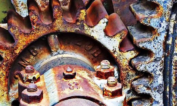 Turning Gears by Robin Hewitt