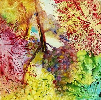 Turning Leaves by Karen Fleschler
