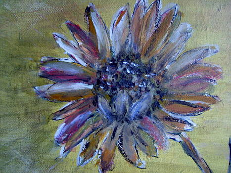 Tuscan Sunflower  by Melynnda Smith