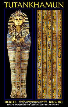 Tutankhamun by Kristine King