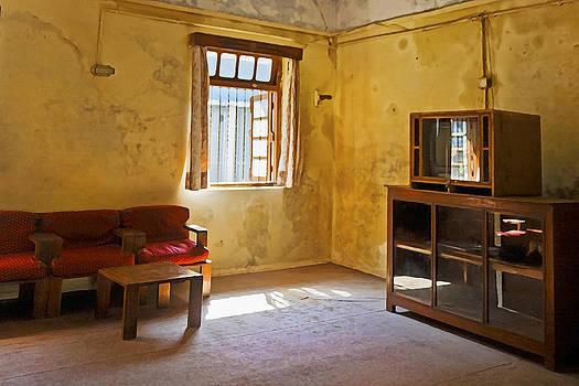 Kantilal Patel - TV Room New Hotel