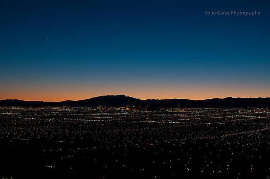 Twilight of Sin City by Tone Garot
