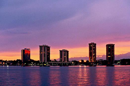 Stuart Brown - Twilight Over Miami