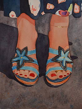 Twinkle Toes by Cynthia Sexton