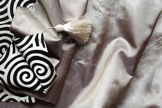 Kantilal Patel - Twirls Tassel and Silk