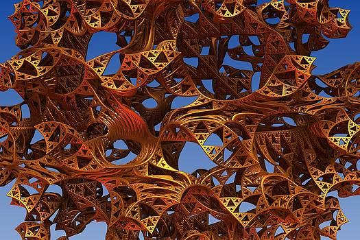 Twister II by Lyle Hatch