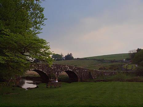 Two Bridges by Yves Pelletier