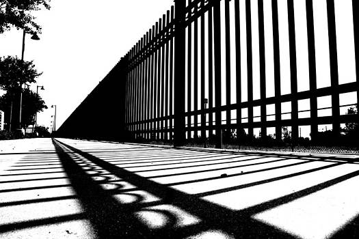 Two Fences by Scott Brown