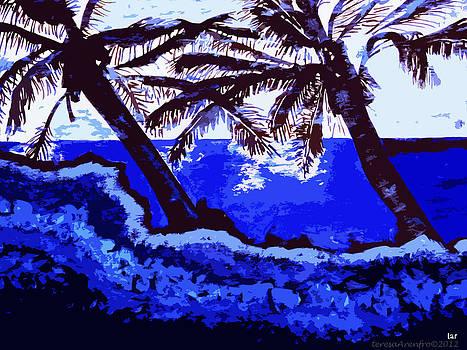 Forartsake Studio - Two Palms - Tropical