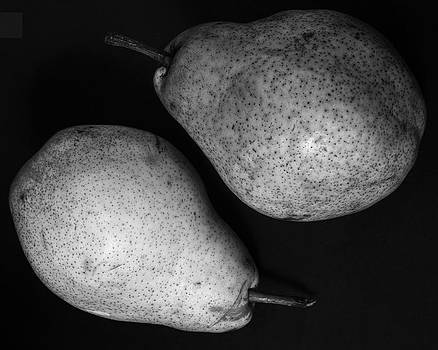 Two pears by Dick Wood