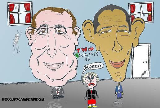 Two Socialists vs Austerity by Yasha Harari