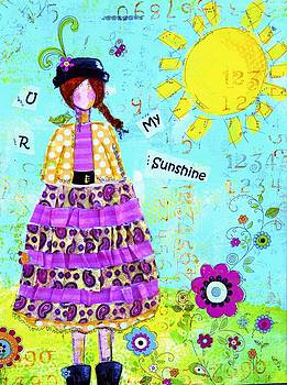 Diana Cox - U R My Sunshine