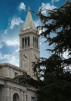 UC Berkley Clock Tower by Rick Mutaw