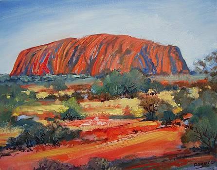 Uluru by Richard Rogers