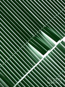 Unbroken in green by Kate Edwin