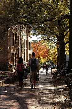 UNC Chapel Hill  by Bob Whitt