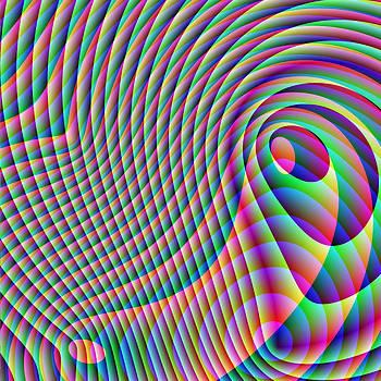 Uncollared Colors Huge One by Joel Kahn