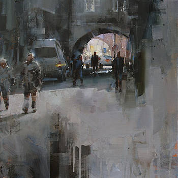 Under the Arches by Tibor Nagy