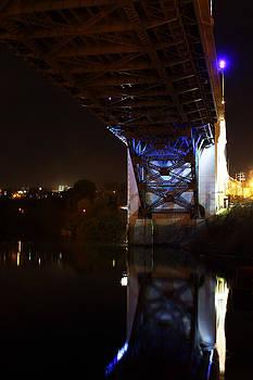 Under the Bridge by Brian M Lumley