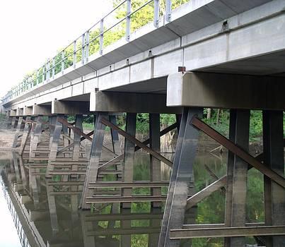 Under The Bridge by Michelle Worring