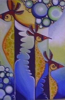 Under The Sea 2 by Zainab Elmakawy