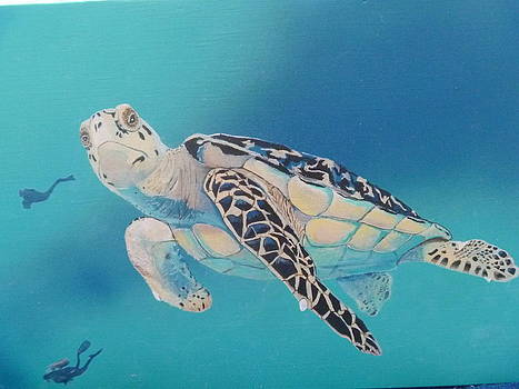 Under The Sea by Tonya Hoffe