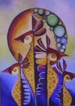 Under The Sea by Zainab Elmakawy