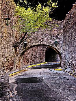 Underground street by Jesus Nicolas Castanon