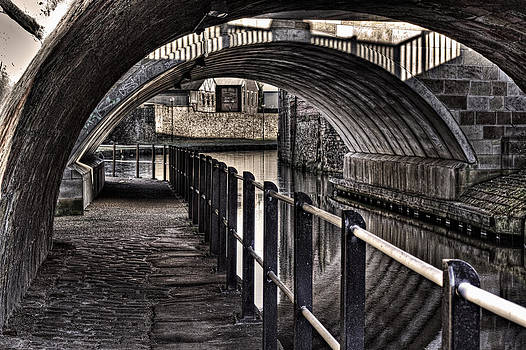 Underneath The Arches by Sandra Pledger