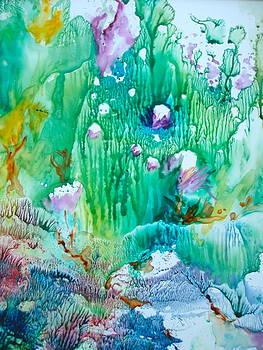Underwater Garden by Holly LaDue Ulrich