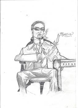 Unfinished Snoop Dogg by Justin Chase
