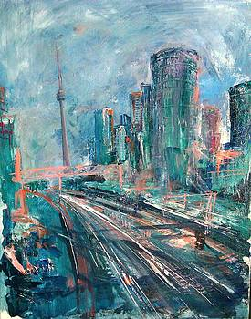 Union Toronto by John Scholey
