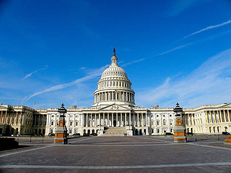United States Capitol Building by FeVa  Fotos