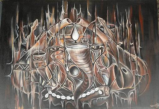 Unity and Love by Yenaye  Rene Mkerka