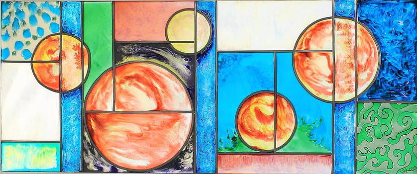 Unity of Five by Tamra Pfeifle Davisson