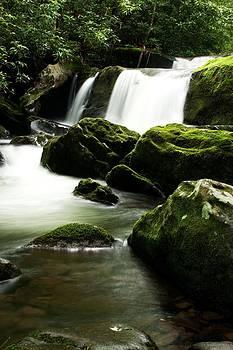 Unnamed Waterfall by Amanda Kiplinger