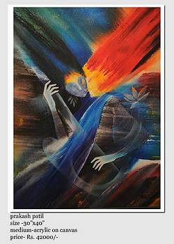 Untitled-3 by Prakash Patil