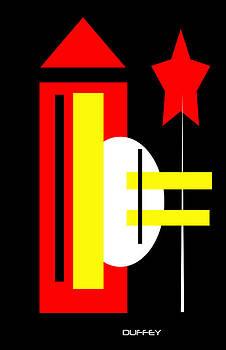 DOUG  DUFFEY - UNTITLED CH 12