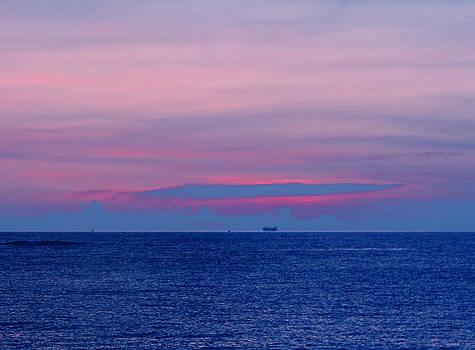Stuart Brown - Unusual Sunset