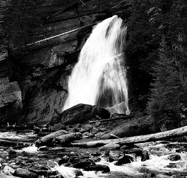 Unyielding - A Timeless Waterfall by Joseph Noonan