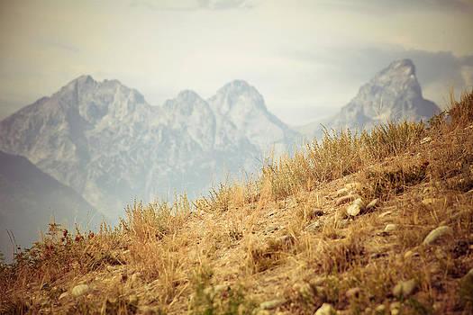 Uphill Climb by Betsy Barron