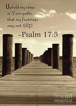 Uphold My Steps by Debra Straub